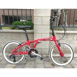 【愛爾蘭自行車】 只要4988元 鋁合金車架 30速 摺疊車 52t培霖大盤 微轉定位變速