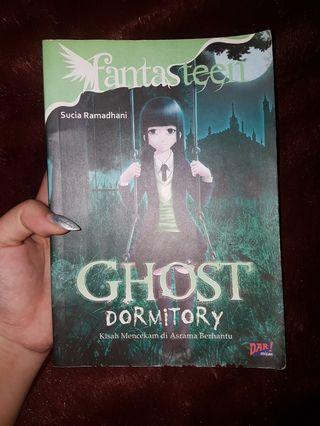 Novel Remaja {Ghost Dormitory}