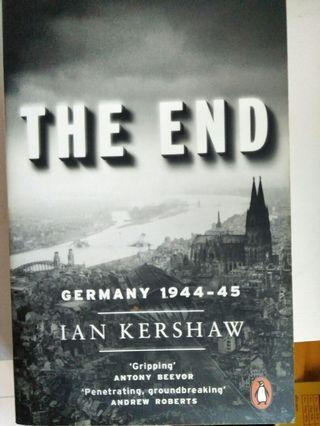 🚚 The end by Ian kershaw