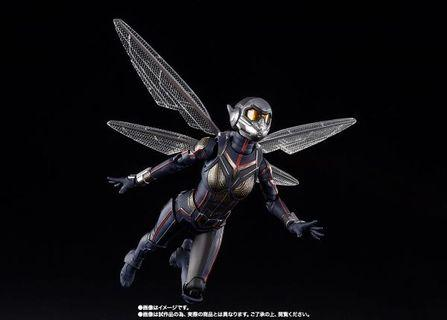 SHF Wasp [Antman &Wasp] Endgame