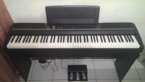 Piano korg second sp-170dx