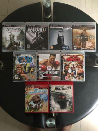 🚚 PS3 Used Games - Fast Deal