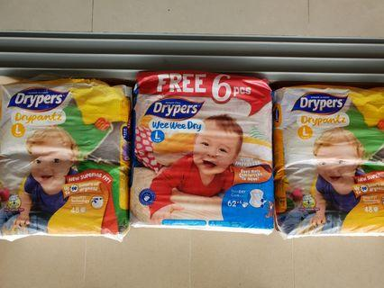 🚚 Diapers