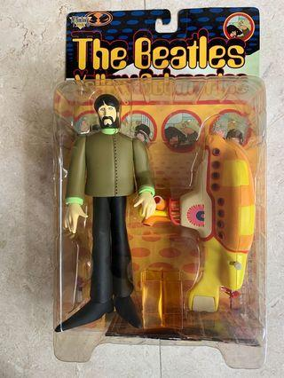 The Beatles George Yellow Submarine Rare