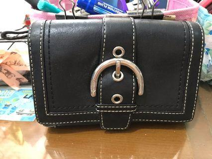 Preloved / second dompet coach / coach wallet