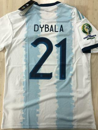 Argentina Home 2019 Jersey