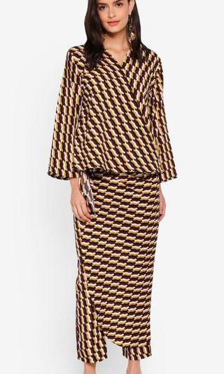 Lubna Kimono Wrap Co-ords for both TOP AND BOTTOM  #ENDGAMEYourEXCESS