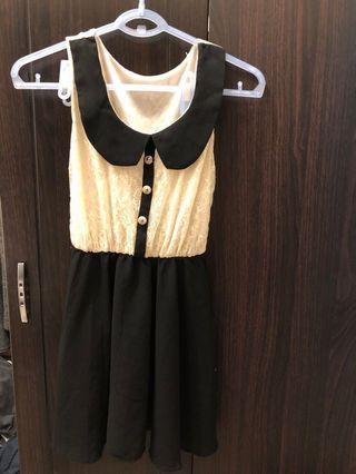 小香風洋裝