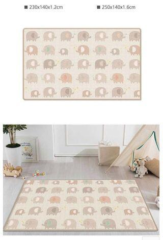 Parklon Elephant Playmat (Silky Series)