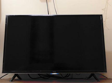 JUAL TV TCL 32 INCH LED TV