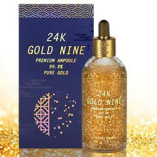 韓國Angel's Liquid 天使之淚 24K 純金精華 24K Gold Nine Premium Ampolue