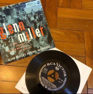 Vinyl record  Glenn Miller original RCA