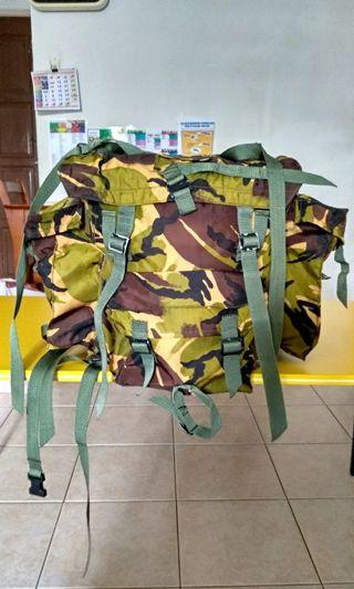 Army 25 liter backpack