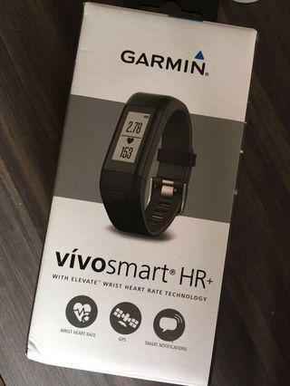 Price Reduced ! Garmin Vivosmart HR+