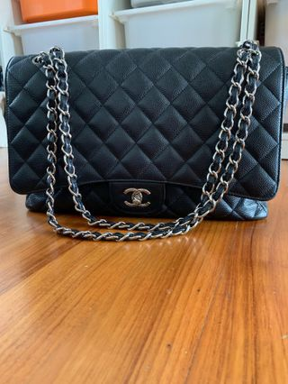 015a203eb7c7 chanel maxi double flap | Mobile Phones & Tablets | Carousell Singapore