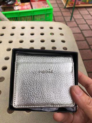 🚚 銀色零錢包