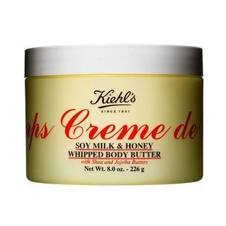 🈹全新 經典潤膚乳霜Creme de Corps Soy Milk & Honey Whipped Body Butter