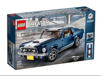 Lego 10265 Ford Mustang(MISB)