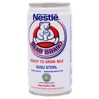 Bear Milk Susu Beruang