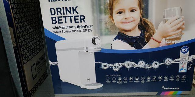 🚚 Novita Water Purifier Dispenser