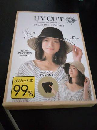 🌻NEW🇯🇵擋99UV防曬帽🌻