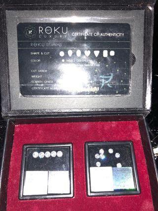 Roku diamond 1set (2box)