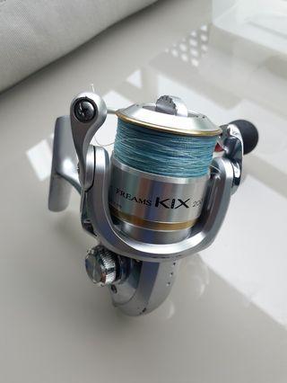 Fishing Reel - Daiwa Freams Kix 2000