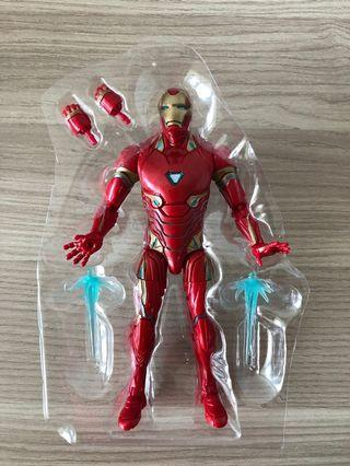 🚚 Marvel Legends Iron Man Mark 50