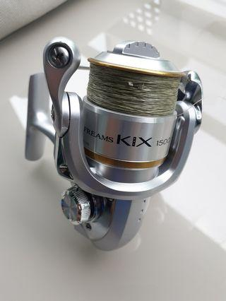 Fishing Reel - Daiwa Freams Kix 1500
