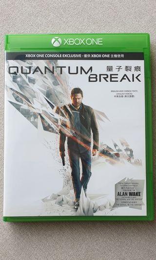 🚚 Xbox One Quantum Break