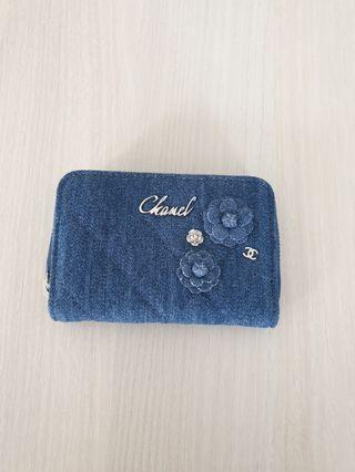 Chanel 19S Zip Coin Purse