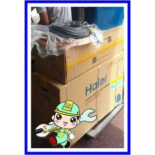 1HP Haier Aircond Limited Stock (Warranty 3+5 Longer Than Other Brand) Whatsapp 016-3323362