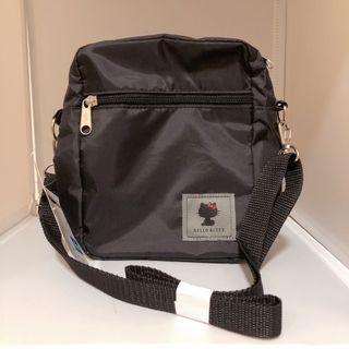 Hello kitty sling bag black