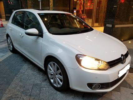 VOLKSWAGEN GOLF GT TSI 2011 (Great Condition, low Mileage)