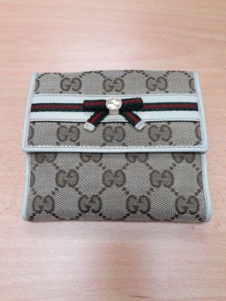 Gucci wallet authentic preloved