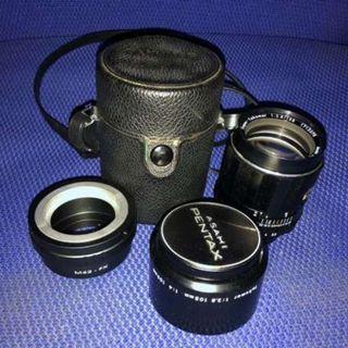 Pentax Super-Takumar 105mm f2.8