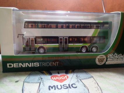 冠忠巴士模型
