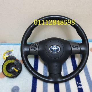 Toyota Premium Steering Original from Japan Like New