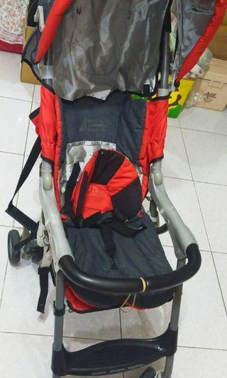 嬰兒推車(清空間)