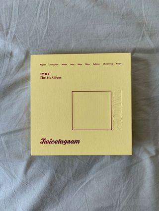Twicetagram: Twice's first album