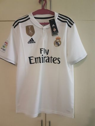 b1536c416 Real Madrid FIFA World Cup Jersey