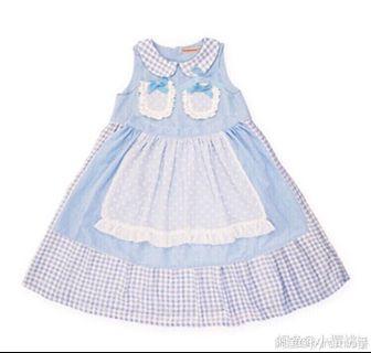🚚 愛麗絲圍裙2穿背心裙