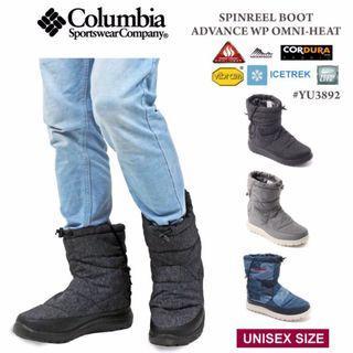 Columbia Spinreel Boots  防水保暖 男女合用 Unisex
