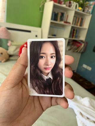 Twicetagram Photocard ( Tzuyu Selfie Version)