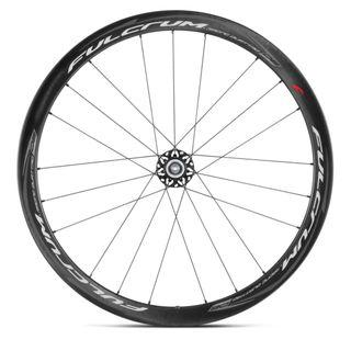 Fulcrum Racing Quattro Carbon Disc Brake 6-bolt Wheelset