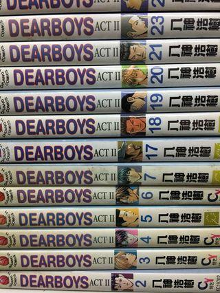 🚚 Dearboys Act 2