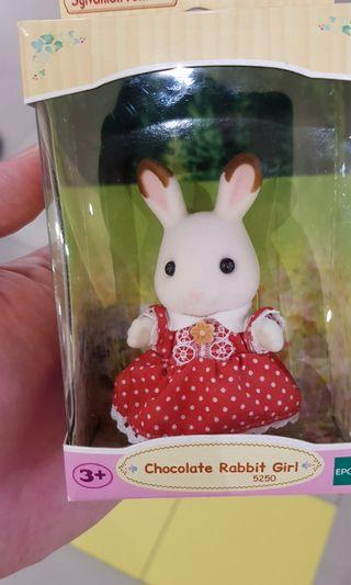 Sylvanian Families - Chocolate Rabbit