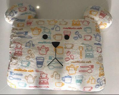 🚚 CRAFTHOLIC Large Pillow
