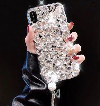 iPhone XR水晶殻