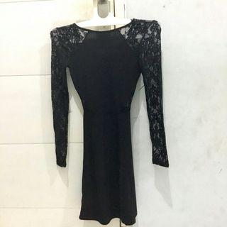 Black Dress prom